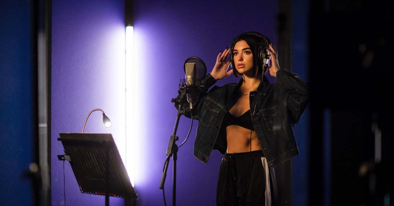 Dua Lipa'nın Yeni Parçasını Kendi Müzik Zevkinle Remiksle