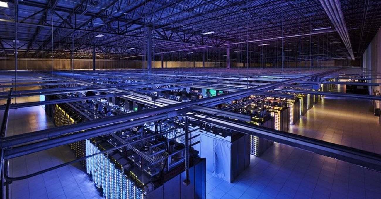 Google Veri Merkezinin Soğutma Sistemini Yapay Zekaya Devretti