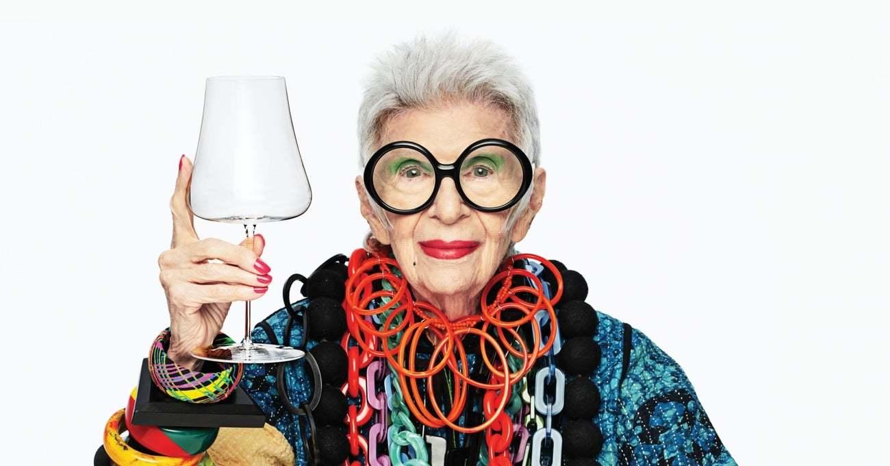 Yalınlığı Anlatmak İçin En Maksimalist Stil İkonu: Iris Apfel