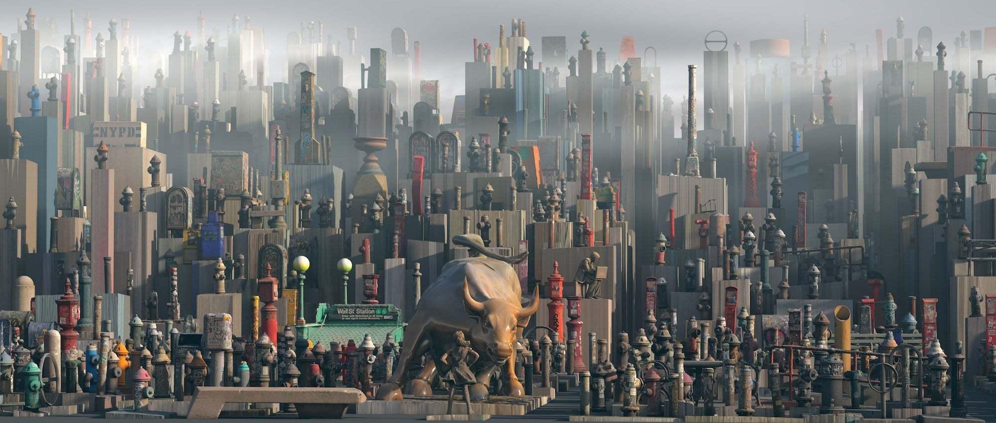 Oddviz Dünyayı Gezerek Şehirleri Arşivliyor