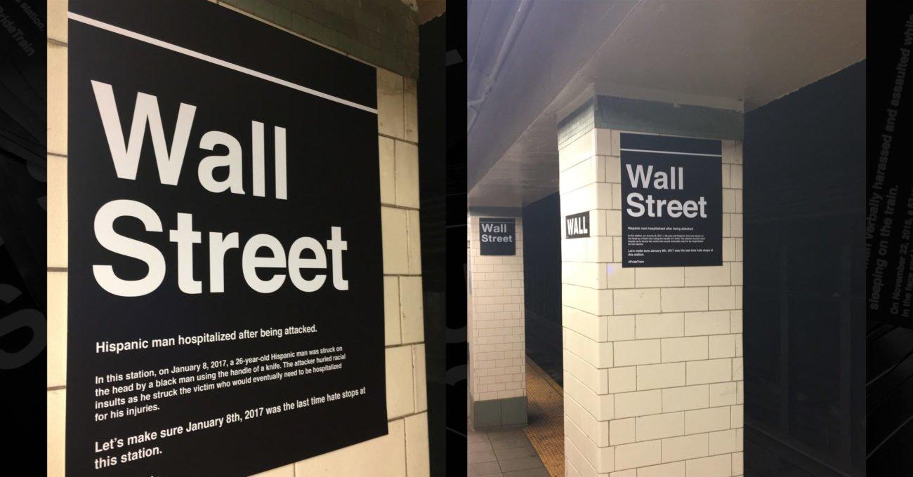 New York Metro Duraklarında Yaşanan Irkçı Saldırılar