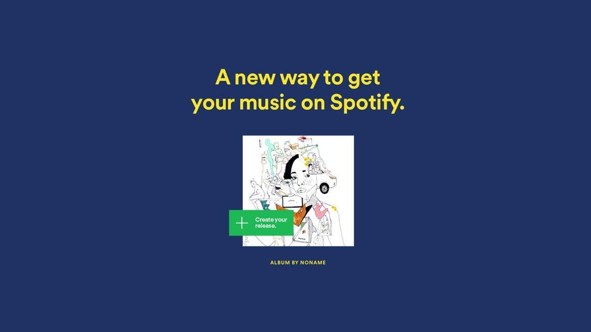 Spotify'dan Dev Hizmet: Bağımsız Müzisyenler Şarkılarını Ücretsiz Yükleyebilecek
