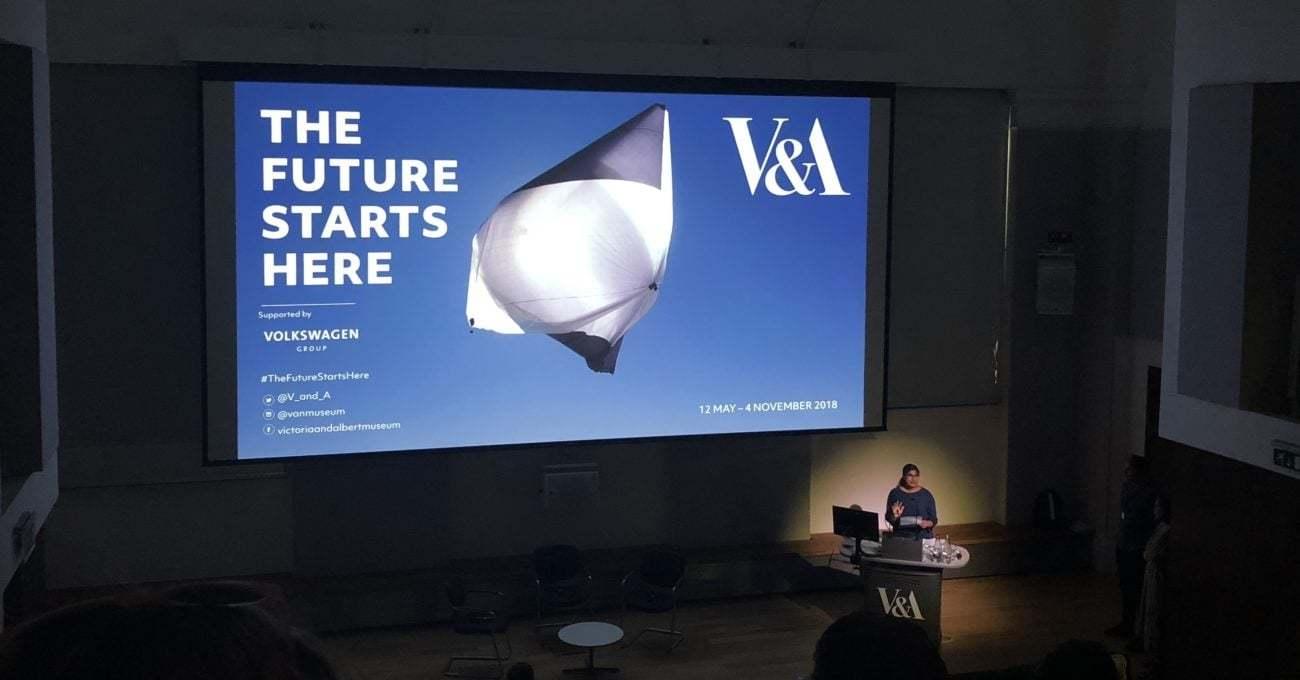 Spekülatif Bir Sergi: Gelecek Burada Başlıyor