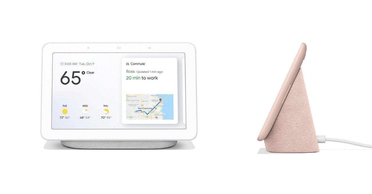 Google'dan Ekranlı Ev Asistanı: Google Home Hub