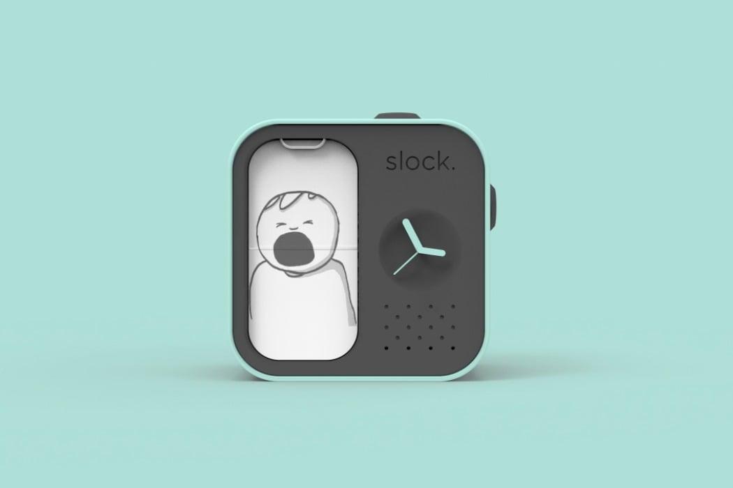 Esneyerek Uykunuzu Getiren Saat: Slock