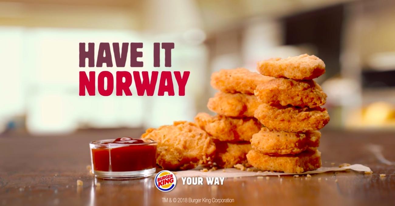 Burger King'in Yeni Reklamlarında Süper Akıllı Yapay Zeka İmzası