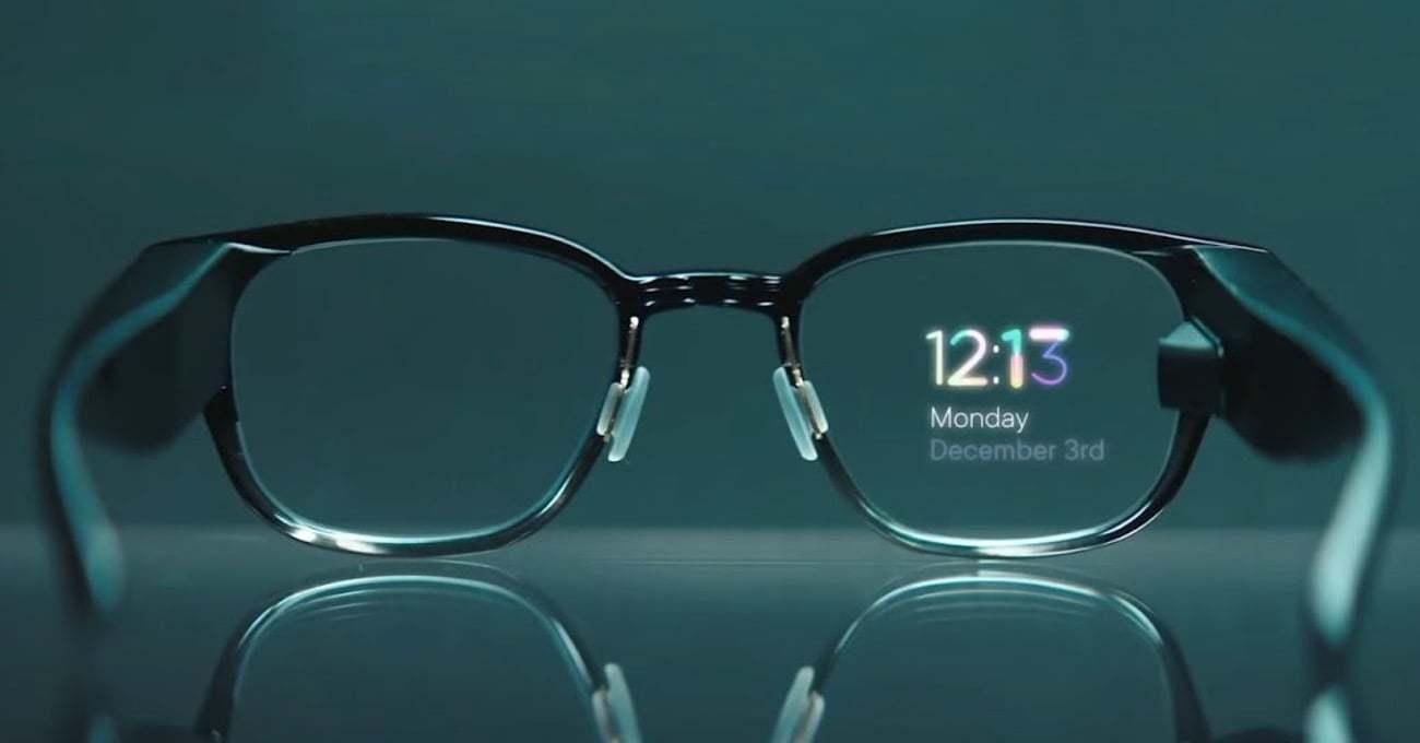 Sıradan Gözlük Görünümlü Akıllı Focals