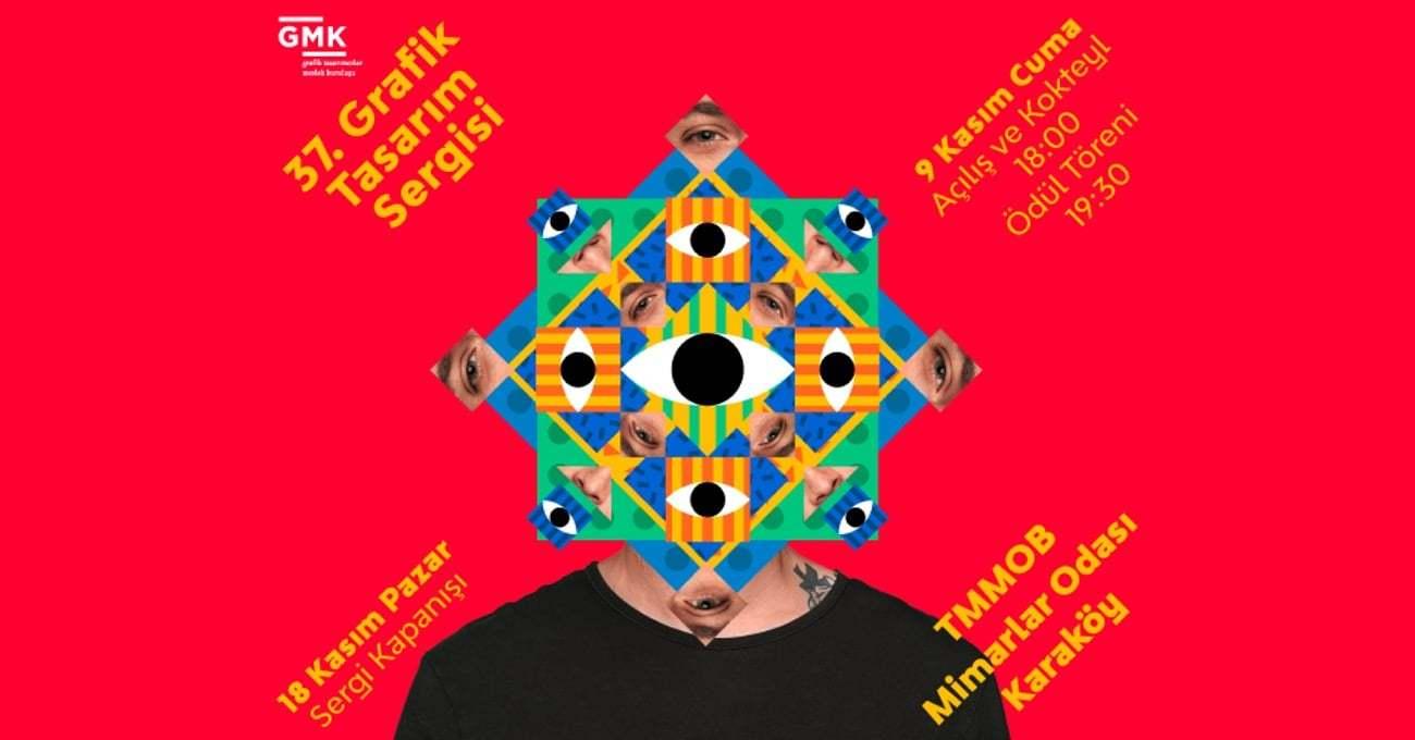 37. Grafik Tasarım Sergisi 9 Kasım'da Açılıyor