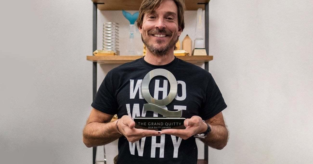 Ajansınızın Son Ödülü: The Quitty Awards