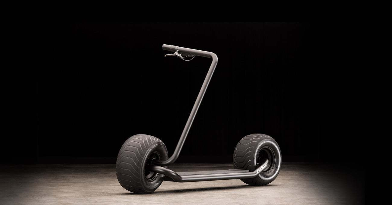 Kendinden Dengeli Tek Parça Elektrikli Scooter: Stator