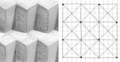 Elle Çizilmiş Geometrik GIF'ler