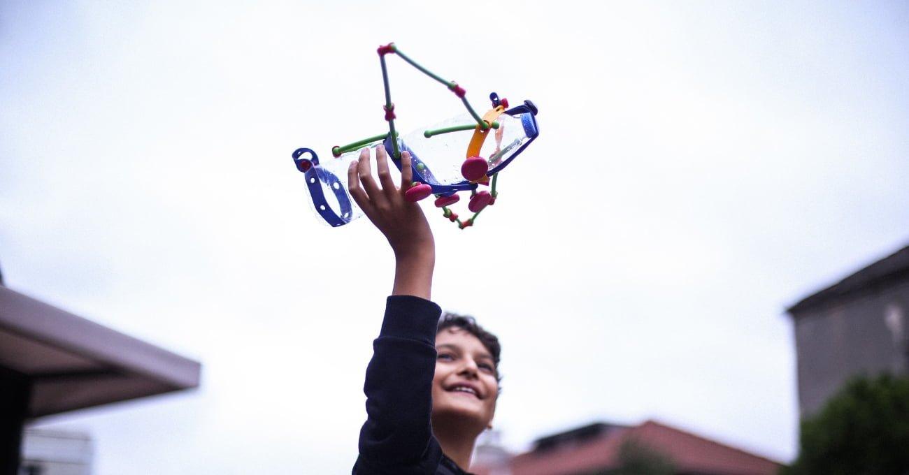 Yaratıcı Oyun Kiti Toyi ile Çocuklar Her Şeyi Oyuncağa Dönüştürebiliyor