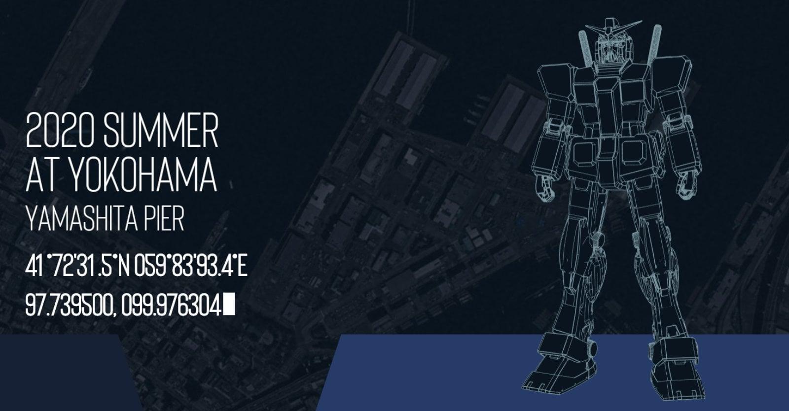 Japonya'da Hareket Eden Dev Gundam Heykeli Dikilecek
