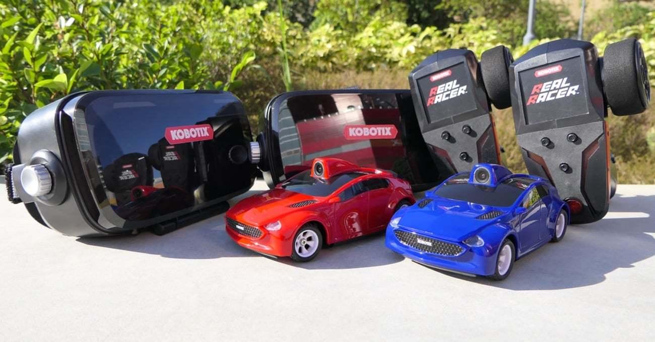 Real Racer: Sürücü Koltuğunda Hissettiren Uzaktan Kumandalı Otomobil Yarışı