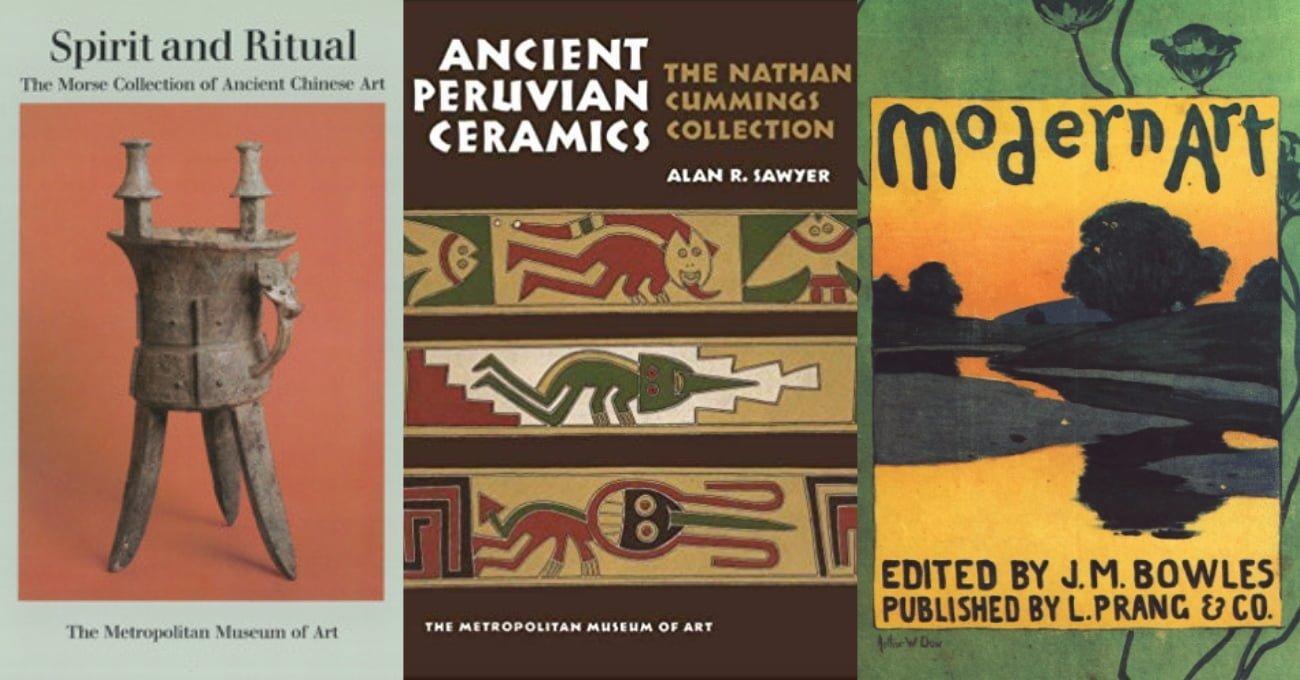 Metropol Sanat Müzesi 569 Sanat Kitabını Ücretsiz Olarak İnternete Açtı