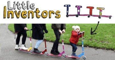 Little Inventors: Çocuk Mucitlerin Fikirlerini Uzmanlar Hayata Geçiriyor