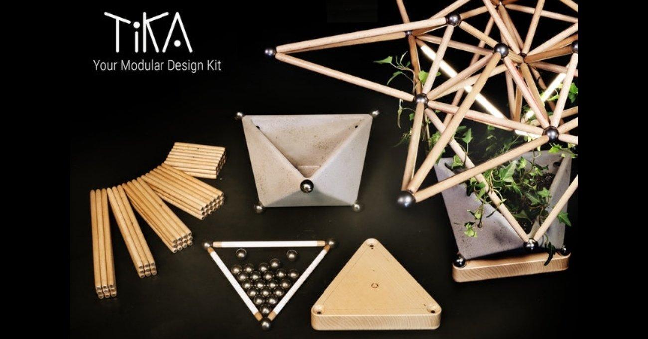 Modüler Tasarım Kiti: TiKA