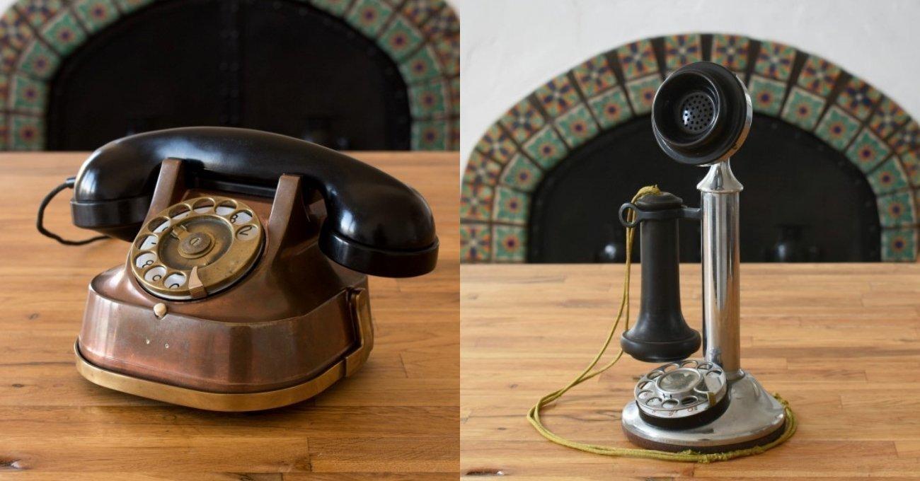 Alexaphone: Bu Antika Telefonların Diğer Ucunda Yapay Zeka Var