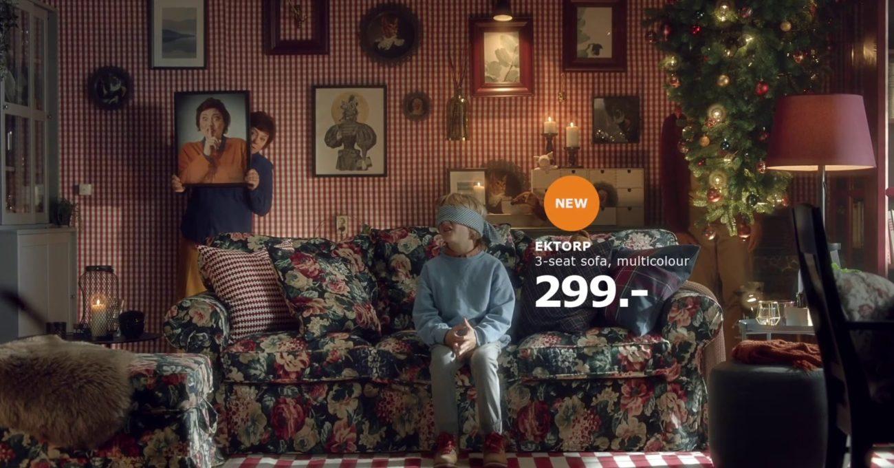 IKEA'dan Karanlıkla Başa Çıkma Tavsiyesi: Dikkatini Ver Ki Güzellikler Ortaya Çıksın