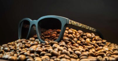 Kahve Atıklarından Yapılan Organik Güneş Gözlüğü ochis