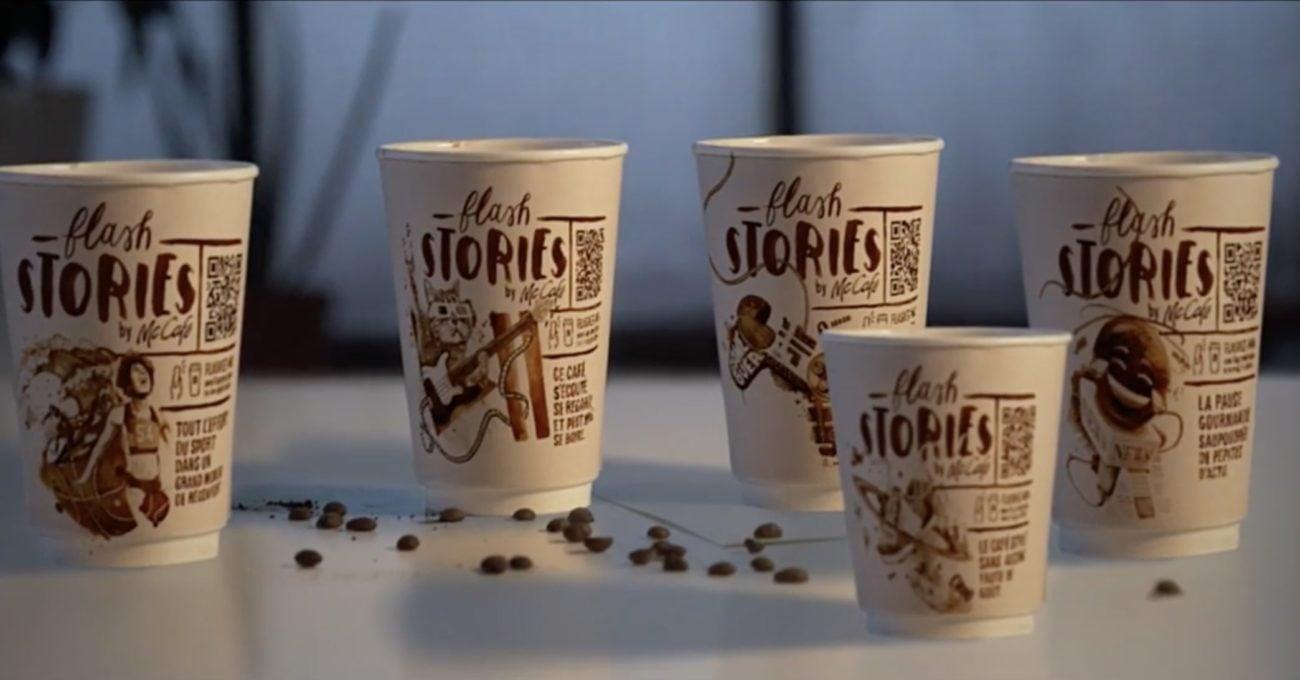 McDonald's Özlenen Sabah Kahvesi Ritüelini Eğlenceli Bir Çözümle Geri Getirdi