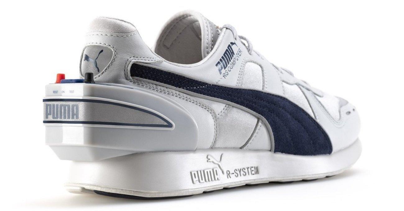 Puma 1986'daki Akıllı Ayakkabısını Tekrar Satışa Sundu