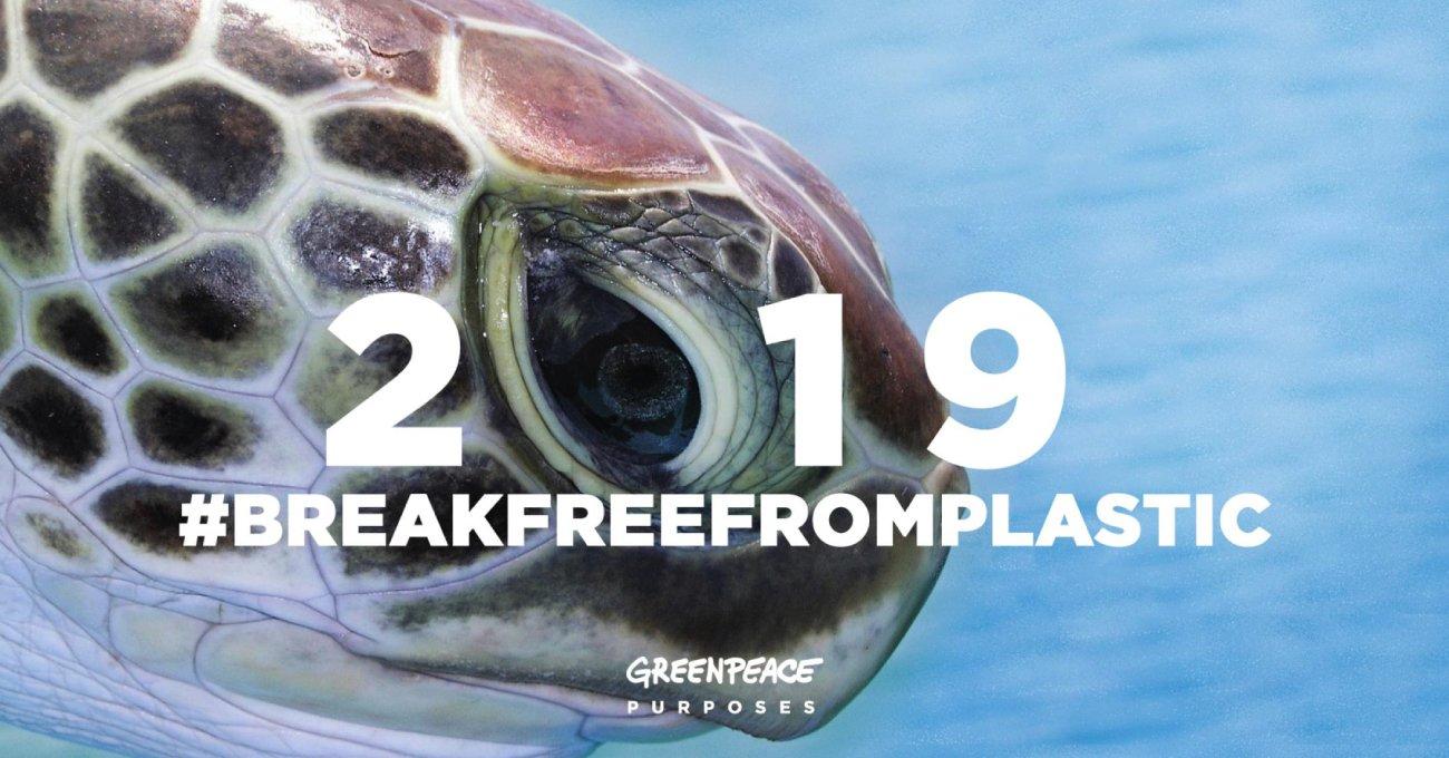 Doğayı Korumak için Greenpeace'in Yeni Yıl Kararları
