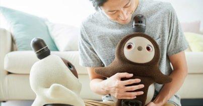 Bu Robot İş Yapmak İçin Değil Sevilmek İçin Tasarlandı: Lovot