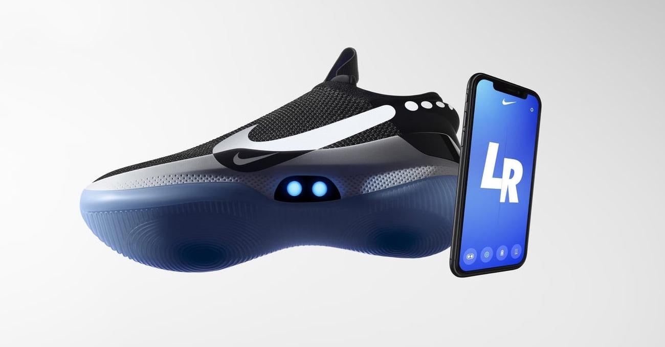 Cepten Kontrol Edilen Sneaker: Nike Adapt BB