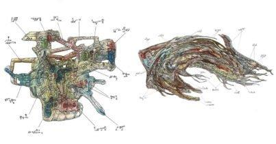 Orhan Mert'ten Yarı Organik Yarı Mekanik Formlar