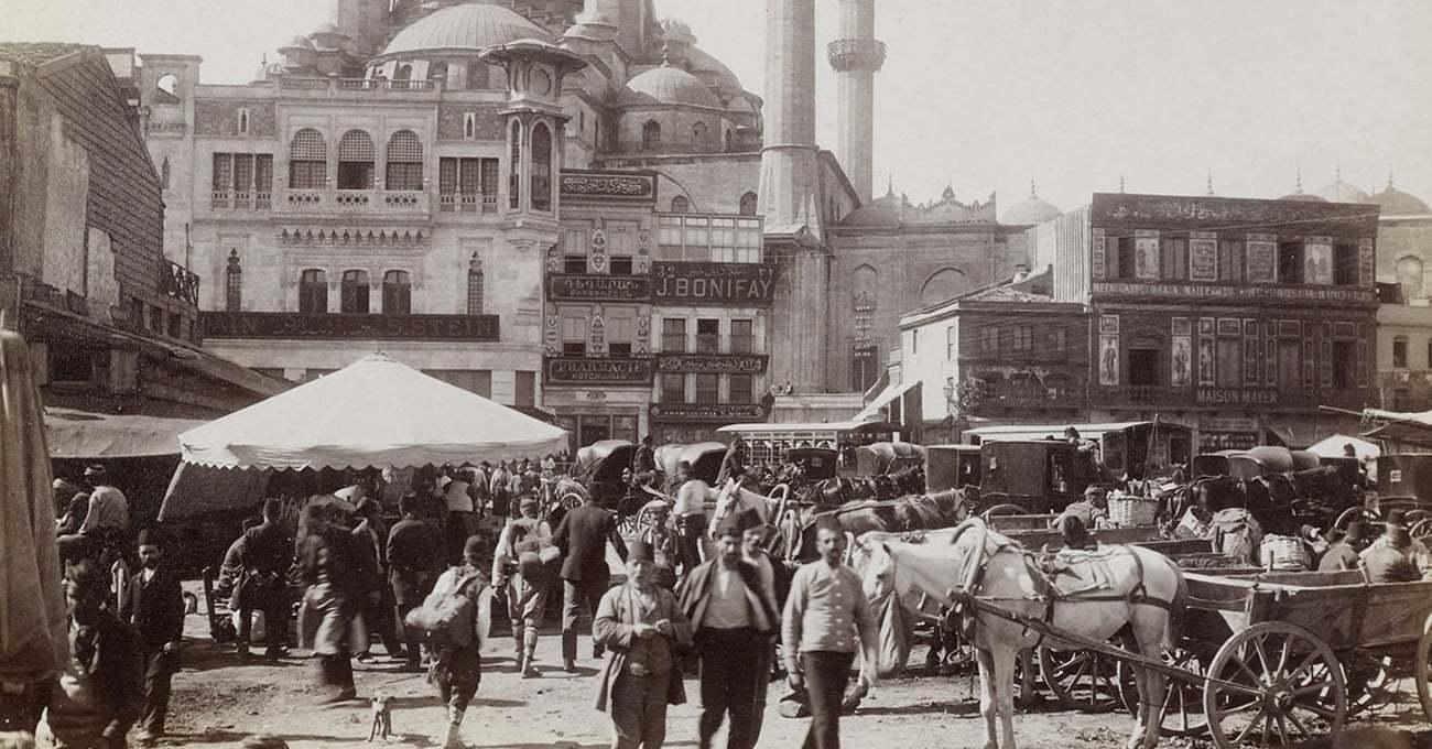 Osmanlı Döneminden 6.000'i Aşkın Fotoğraf İnternet Üzerinden Erişime Açıldı
