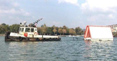 Fold and Float: İstanbul'da Deprem Sonrası Barınma İçin Yüzen Ev