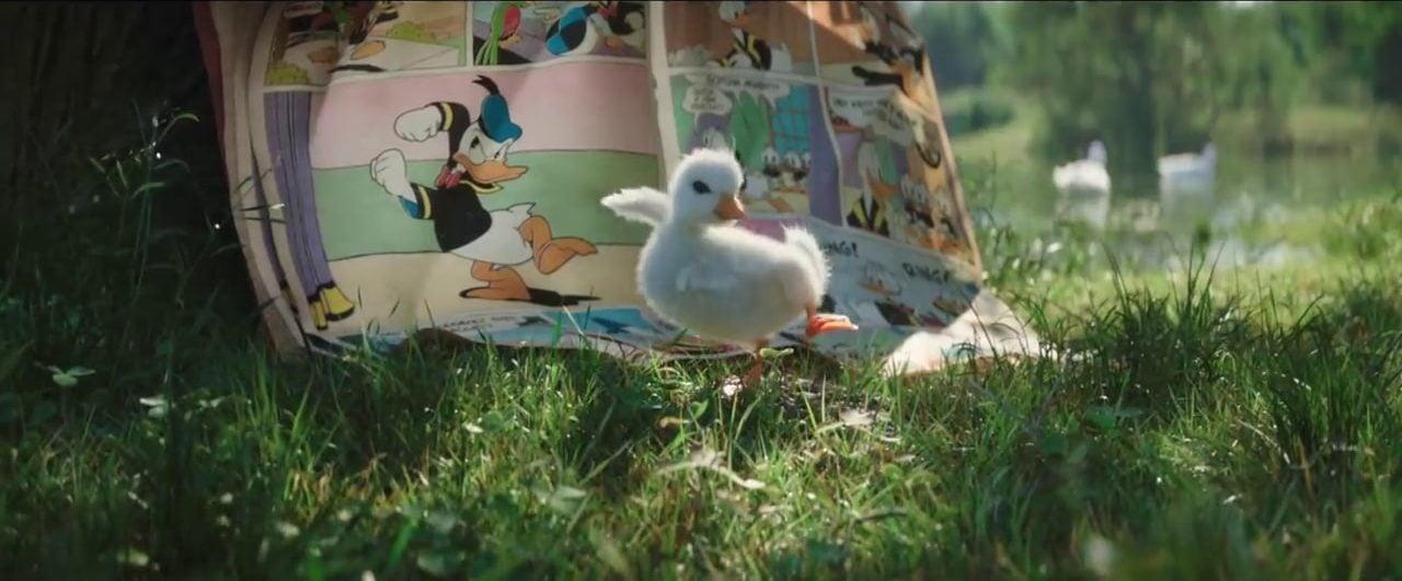 Disney'den Güzel Haber: Yavru Ördek Güvenilir Ellerde!
