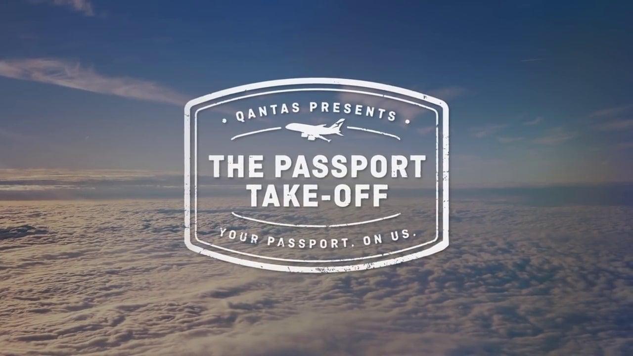Qantas'tan Amerikalılara Pasaport Çıkarttıran Jest