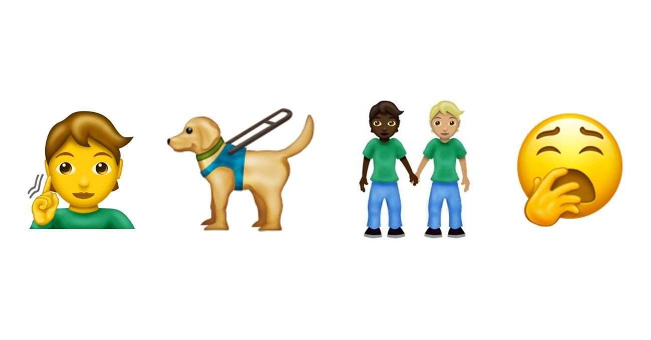 230 Yeni Emoji ile Toplumun Farklı Kesimleri de Modern Hiyerogliflerde Temsil Edilecek