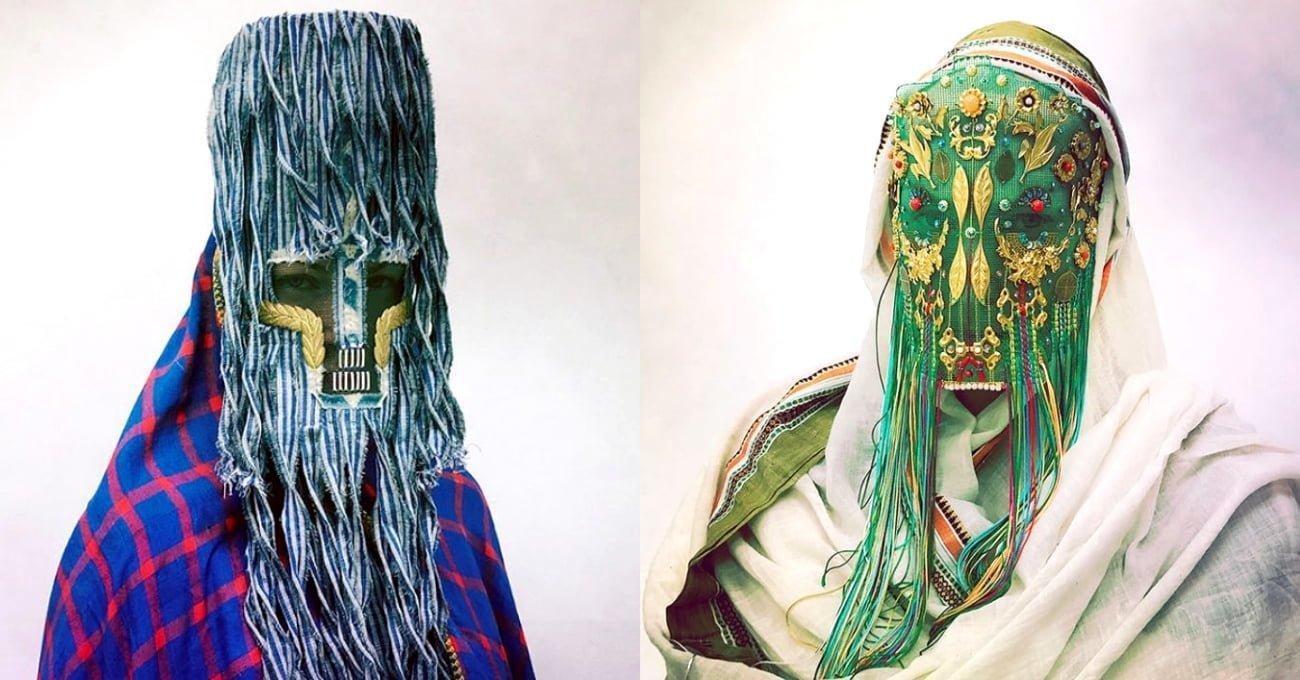Damselfrau'nun Gizemli Maskeleri