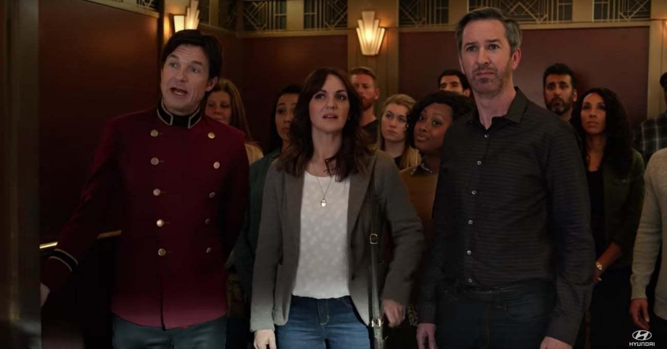Hyundai Super Bowl Filminde Sinir Bozucu Olayları Arka Arkaya Sıralıyor