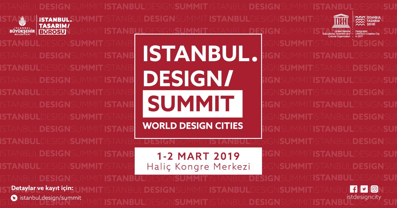 Tasarıma Yön Veren İsimler 1-2 Mart'ta Istanbul Design Summit'te