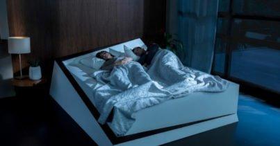Lane-Keeping Bed: Ford'dan Şerit İşgalini Önleyen Akıllı Yatak