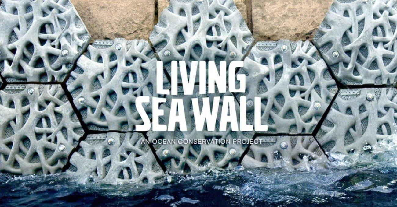 Okyanus Kirliliğine Karşı Volvo'dan Yaşayan Duvar