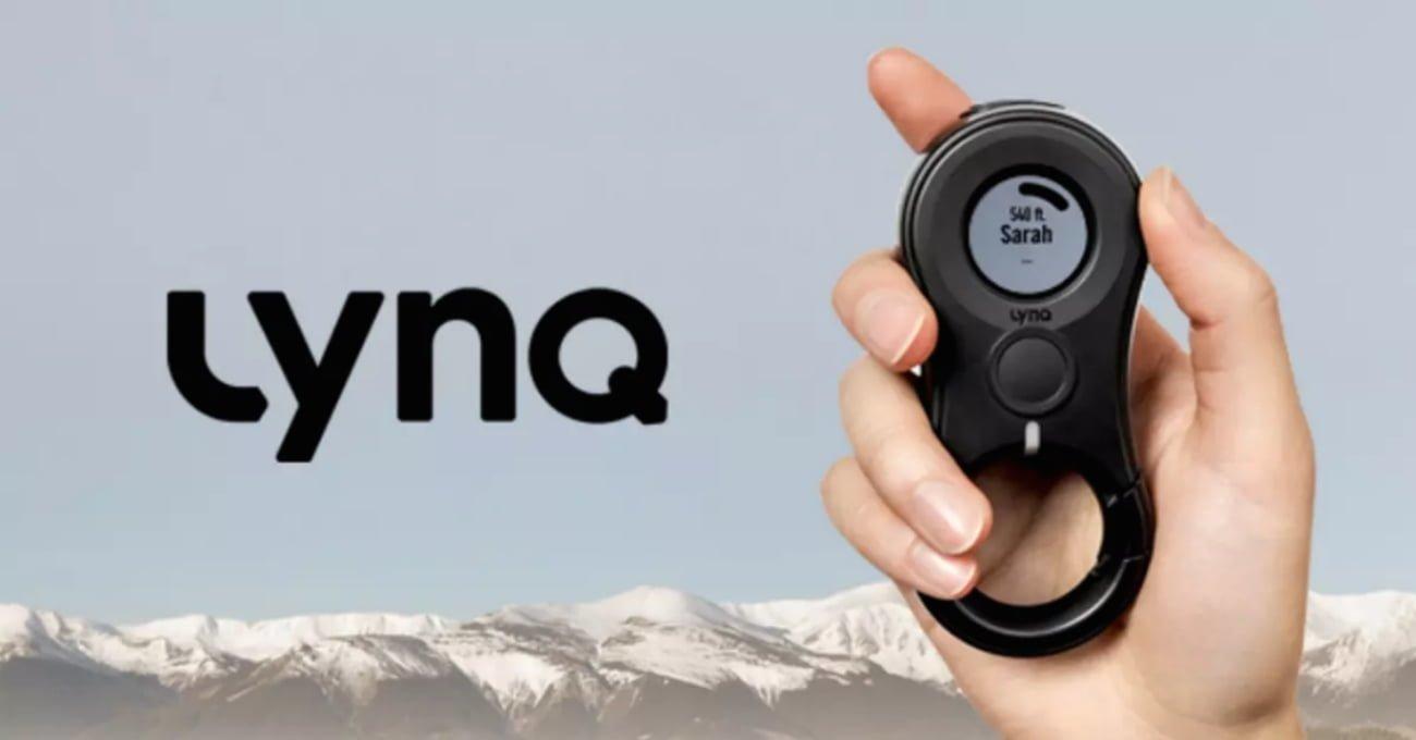 Akıllı Telefonlar Yüzüstü Bıraktığında Arkadaşlarını LynQ ile Bul [SXSW 2019]