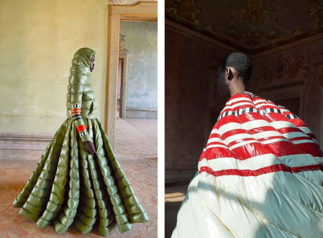 Pierpaolo Piccioli: Sıra Dışı Şişme Kabanlar