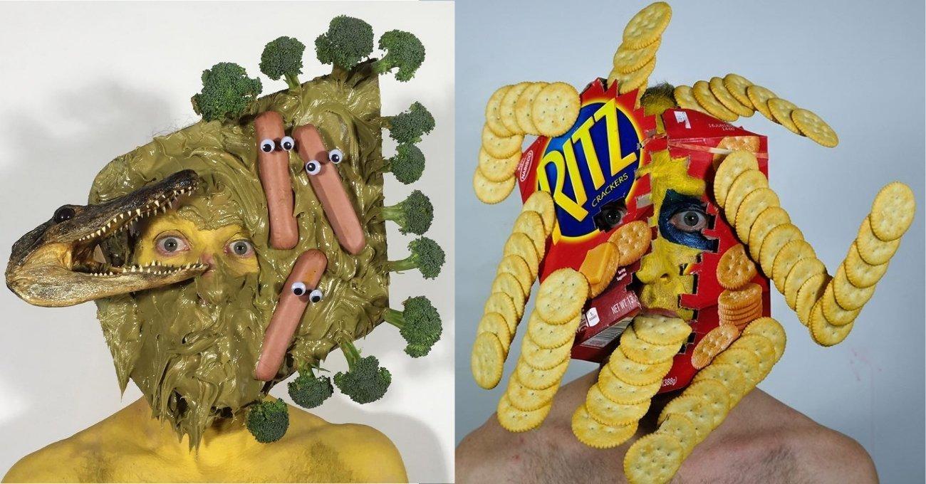 Resemblage: Tüketim Toplumunun Gerçek Yüzü Hareketli Maskelerde