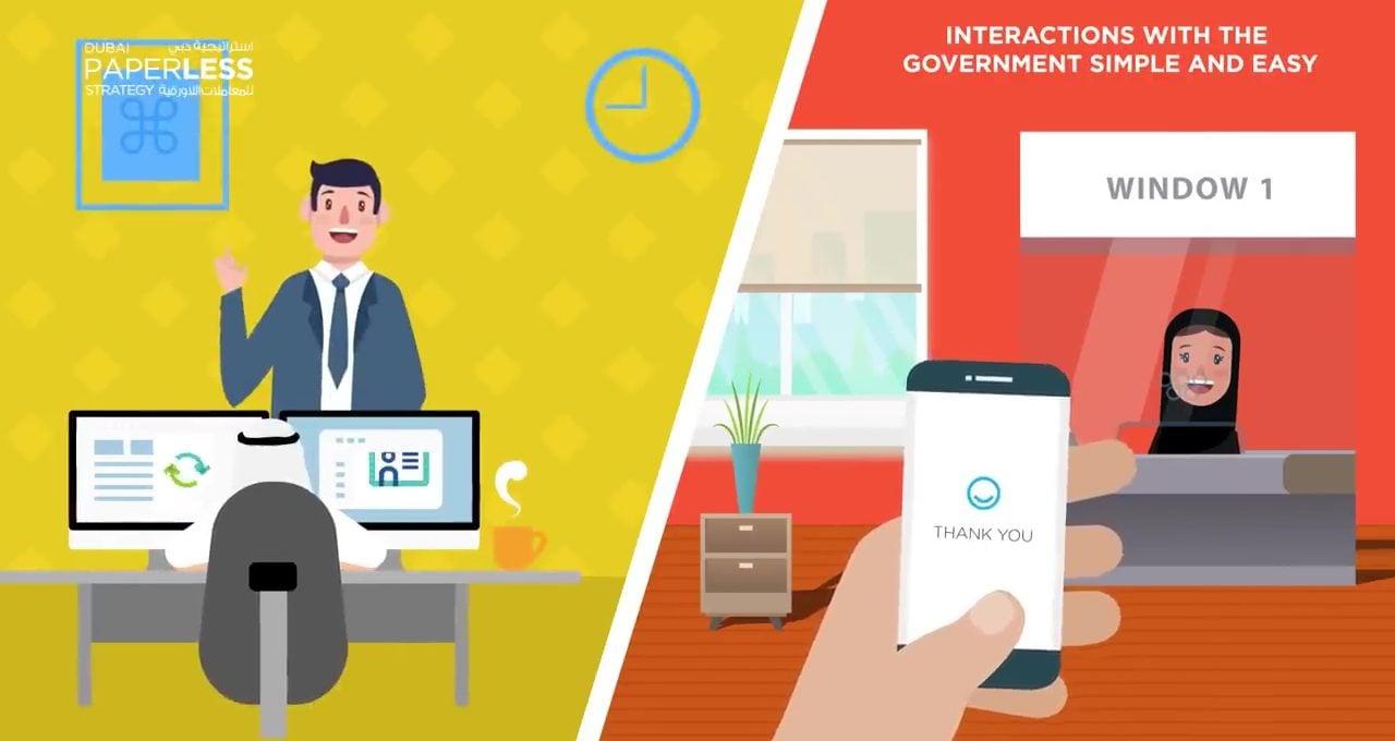 Kağıtsız Strateji ile Dubai Tamamen Dijital Hükümet Olmayı Hedefliyor [SXSW 2019]