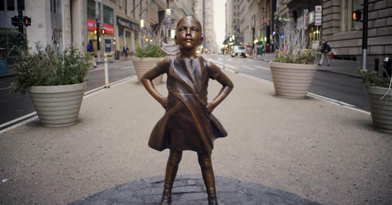 Fearless Girl'ün Heykeltıraşına İzinsiz Kopyalama Davası Açıldı