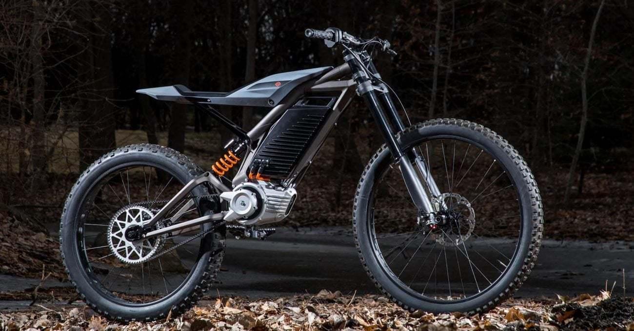 Harley-Davidson'dan İki Yeni Elektrikli Motosiklet Konsepti