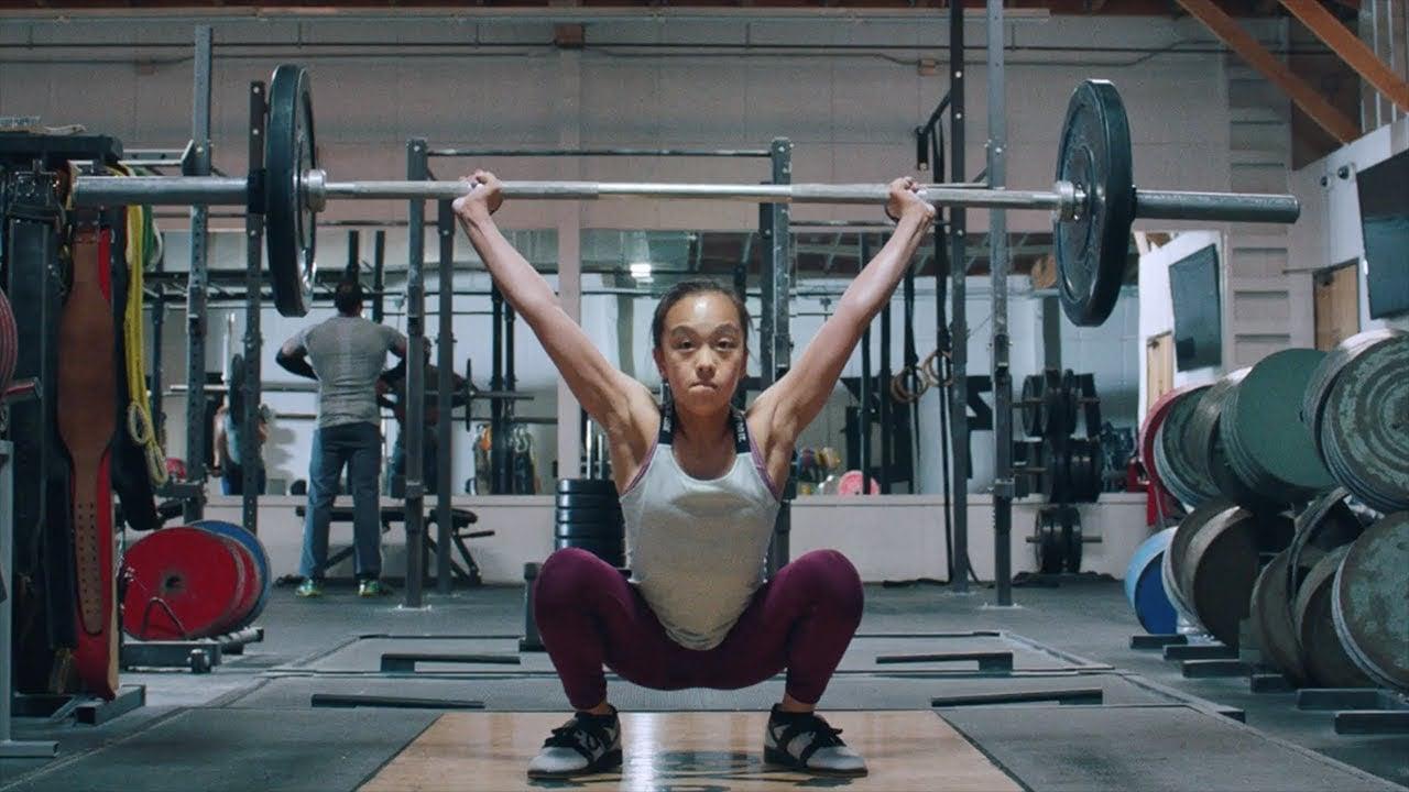 Nike'den Tüm Çılgın Kadın Sporculara Büyük Övgü