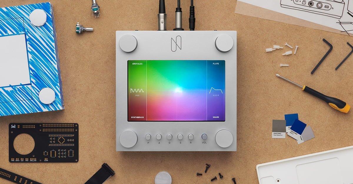 Makine Öğrenmeyle Yeni Sesler Yaratın: NSynth Super [SXSW 2019]