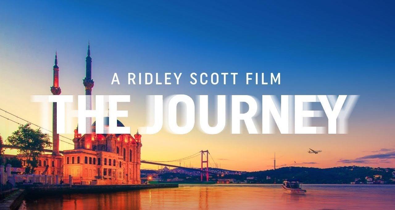 Türk Hava Yolları'nın Ridley Scott Yönetmenliğindeki Kısa Filmi: The Journey