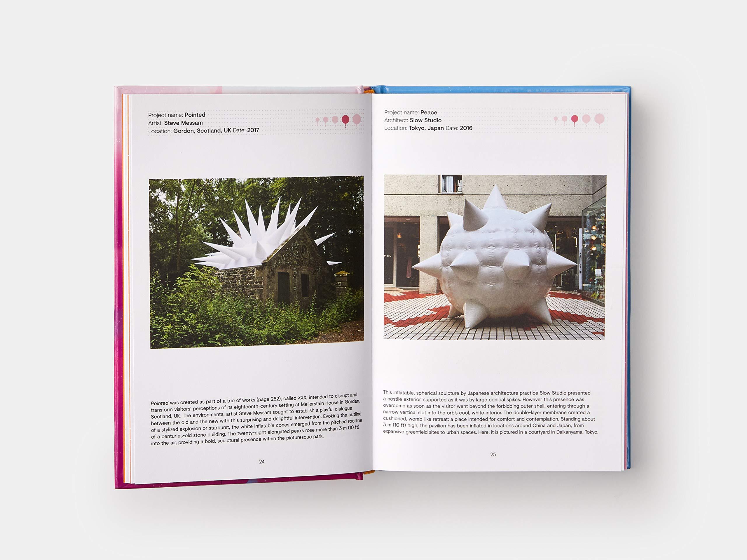 Bubbletecture: Yumuşak Mimariler ve Şişme Tasarımlar Kitabı